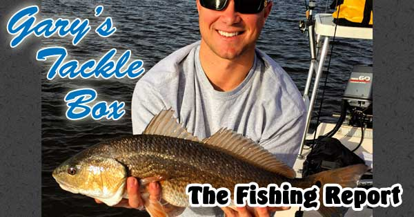 Outsized trout popular on gulf shoreline gary 39 s tackle box for Fishing report mexico beach fl