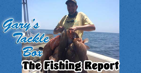 gary simpson fishing report